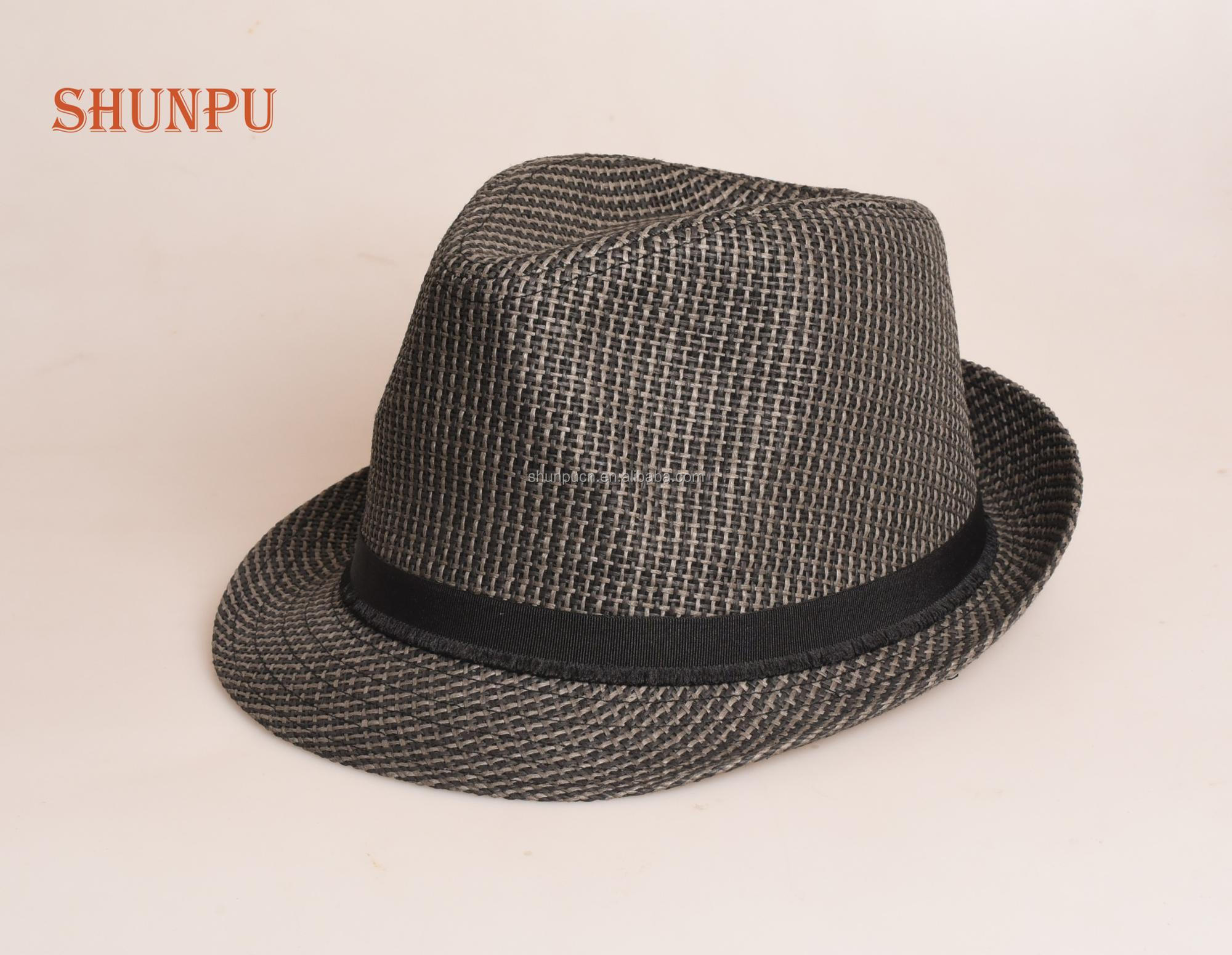 6d07e3a1db2 Fedora Men Hat