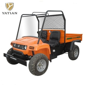 Strong power superior quality all-terrain electric vehicle