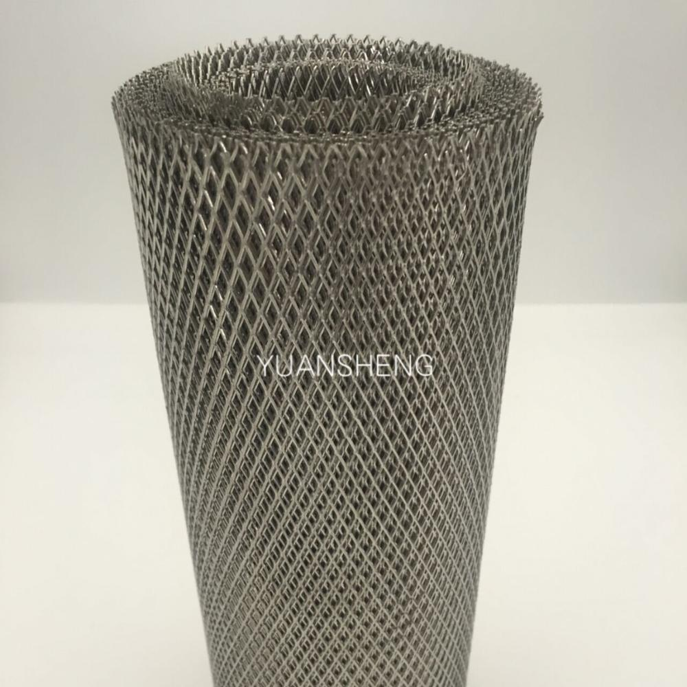 Black coated diamond mesh cover/coated mesh hook/ black wire mesh cover