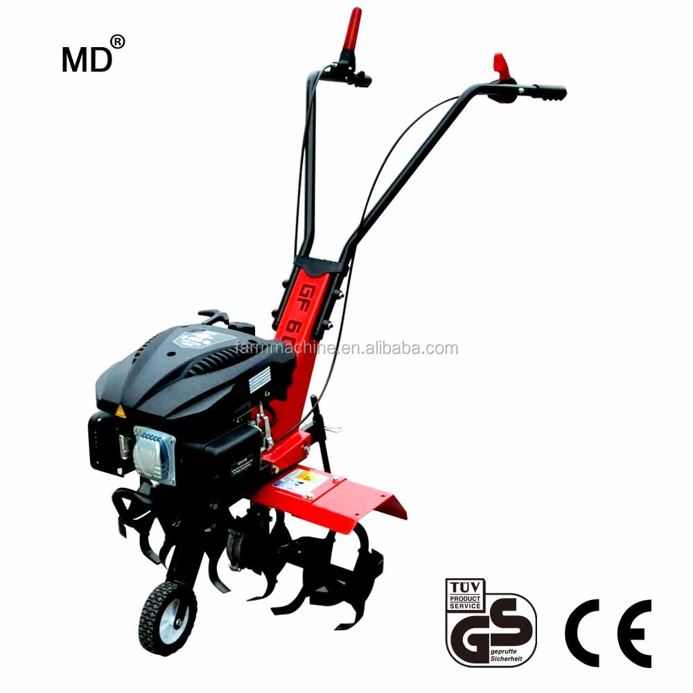 140CC hand operated cultivator tiller /farm machine cultivator weeder
