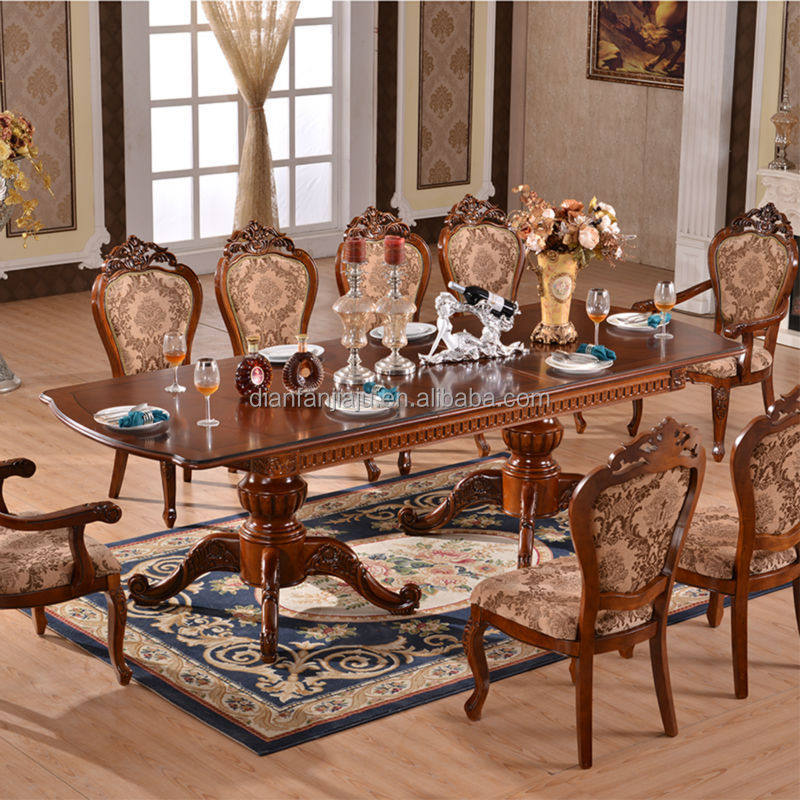 Source Wooden Dining Table Set For Dining Room Dining Table Designs On M Alibaba Com