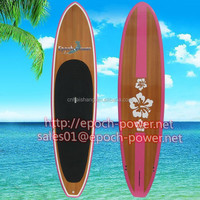 2015 wooden paper/veneer stand up paddle boards for sale