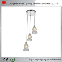high quality crystal chain european christmas lights chandelier suspension