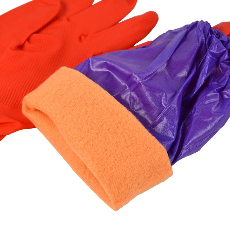 Latex dishwashing glove supplier