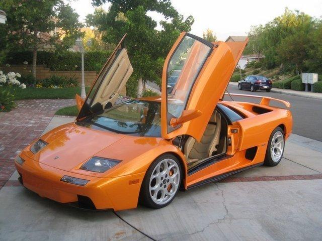 2001 Lamborghini Diablo 6 0 Vt Car Buy 2001 Lamborghini Diablo