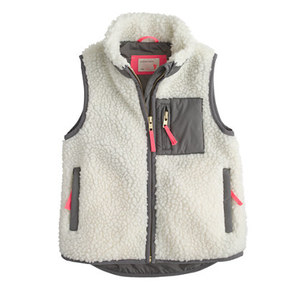 Promotional Anti-Pill Polar Fleece vest children vest kid's vest