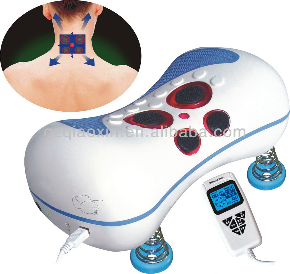 Electrical Neck Massager for Relaxing and Health Care