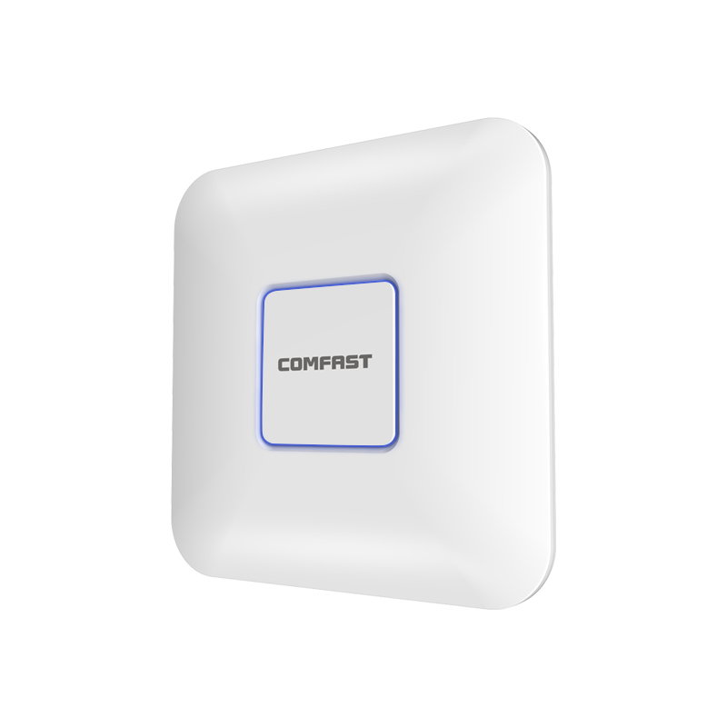 COMFAST CF-E355AC V2 OEM/ODM 11AC Wave 2 Wireless Access Point 2.4/5.8 GHz WIFI AP Business Ceiling AP for Hotel/Restaurant