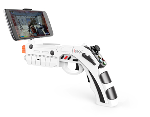 Ipega PG-9082 Gun Controller AR Mobile Bluetooth Gaming Gun For Android/iOS/TV/PC