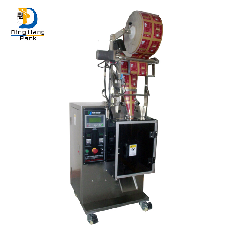 Full automatic dried okra coffee powder packing machine