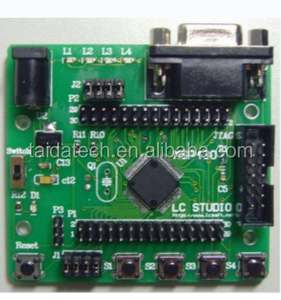 With jtag cable rs232 serial port Learning Board Development Board