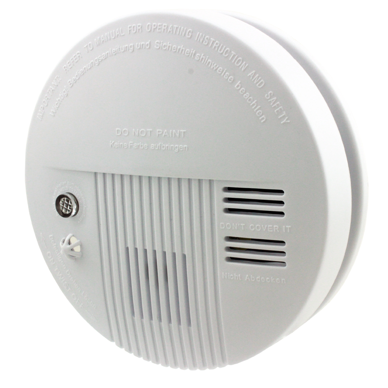 smoke detector Coal valley — three people escaped injury early tuesday morning after their smoke detector alerted them to a fire which heavily damaged their coal valley.