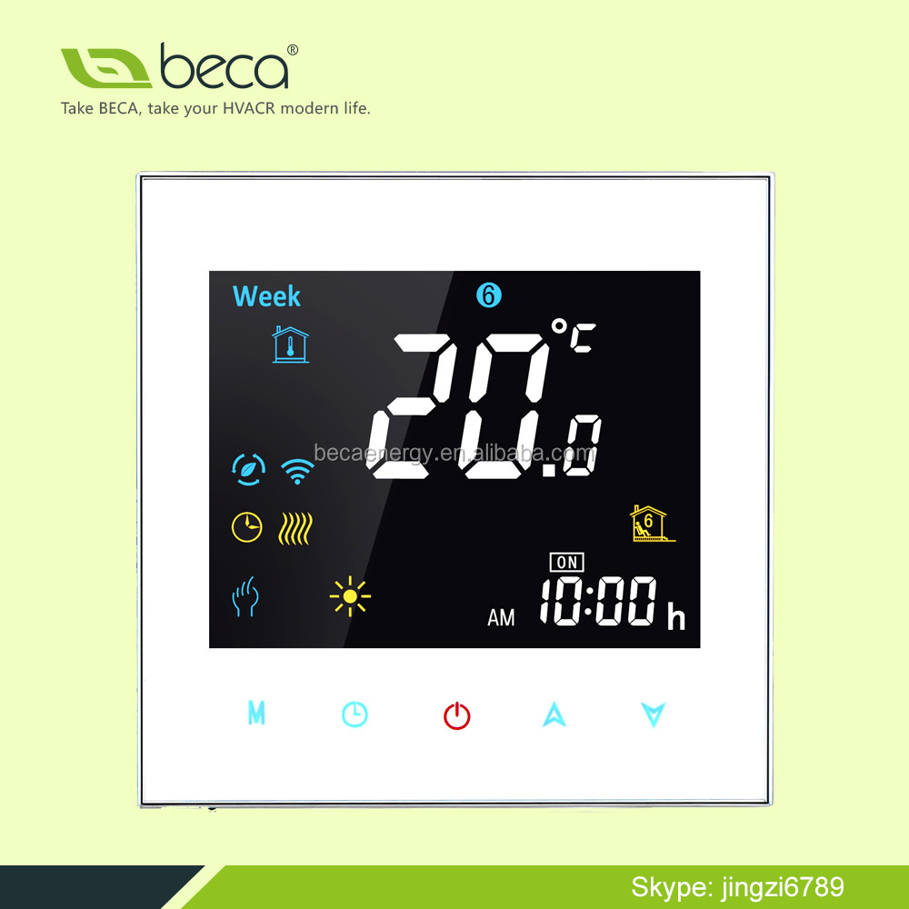 BECA Room Thermostat for heating cable
