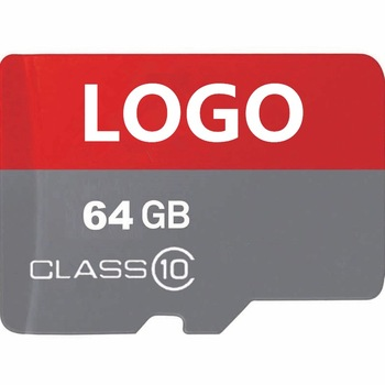 Hot-selling memory card 512/256/128/64/32/16/8/4/2/1 GB with adapter Class 10/6/4 wholesale custom LOGO