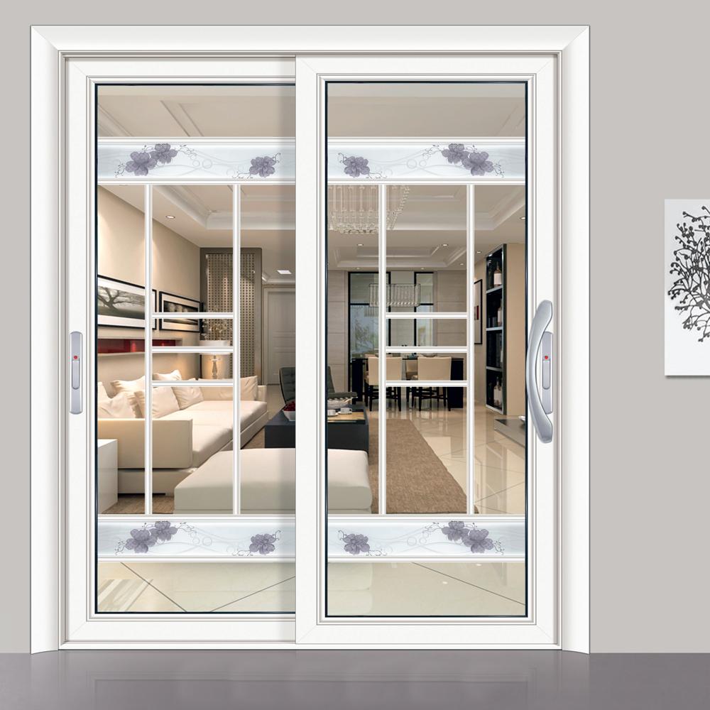 Hs Jy8044 Cheap Aluminum Shop Tempered Glass Sliding Door Buy Shop