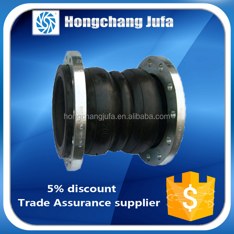 Foshan Carbon Steel Flange Dn700 Pn10 Double Sphere Rod Expansion ...