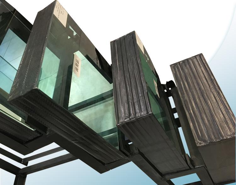 Bullet Proof Laminate Glass Sheets For Walls Laminated