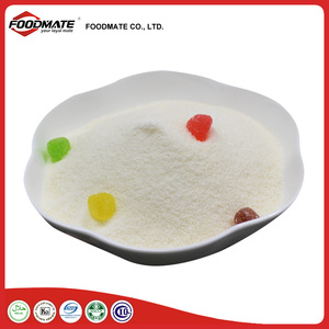 Gelatin Manufacturer / High viscosity Halal bovine Edible gelatin for Gummy bear