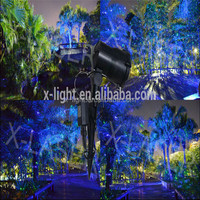 Blue Twinkling Laser Light,Outdoor Mini Laser Christmas Lights ...