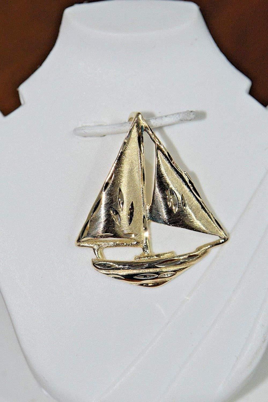 2dafa4123 Cheap Gold Sailboat Pendant, find Gold Sailboat Pendant deals on ...
