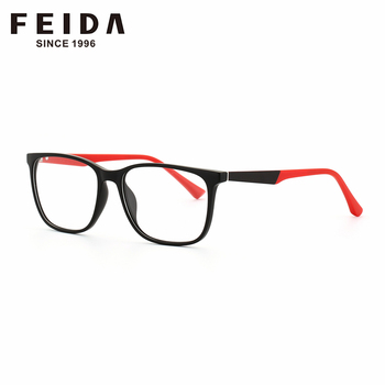 7808deaf524 2018 New Style Colorful Brand Eyewear Glasses For Men