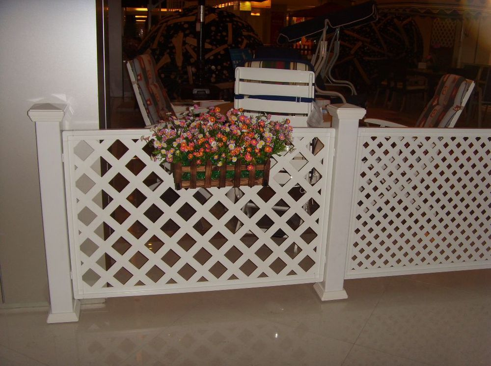 Fencemaster Pvc Lattice Fence Panel Buy Pvc Lattice