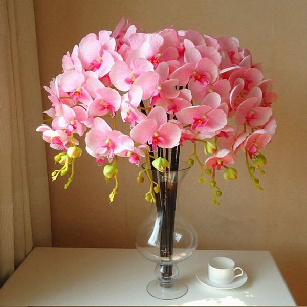 Di seta artificiale orchidea phalaenopsis prezzo all for Orchidea prezzo