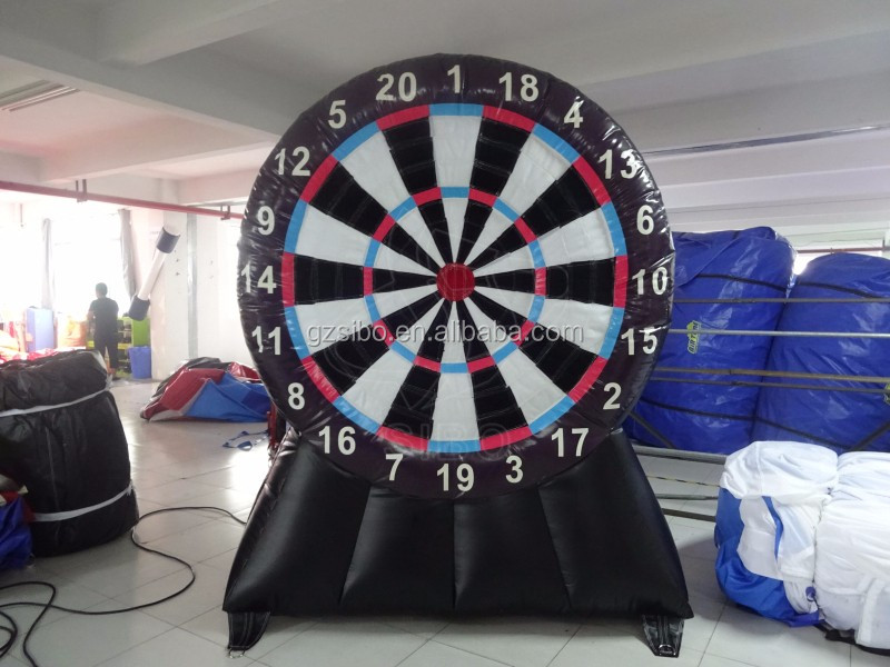 GMIF-171160208 China wholesale inflatable sport game inflatable dartboard for sale