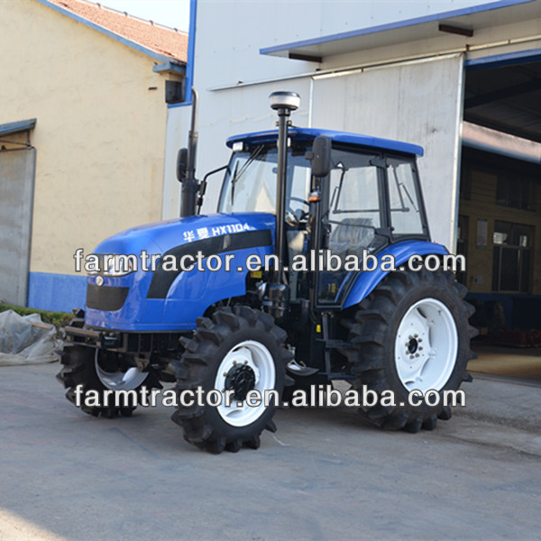 2014 new style 4wd high quality and good price tractor combine harvester for wheat