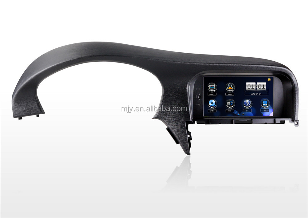 Car DVD supplier from China Digital Touch Screen DVD with GPS OEM car DVD for Year 2013 Soueast V6