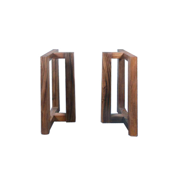 Wood Table Leg Solid Walnut Furniture