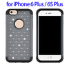 High Quality Phone Case Back Cover Case for iPhone 6 plus 5.5, Mobile Phone Silicone Case for iPhone 6 Plus