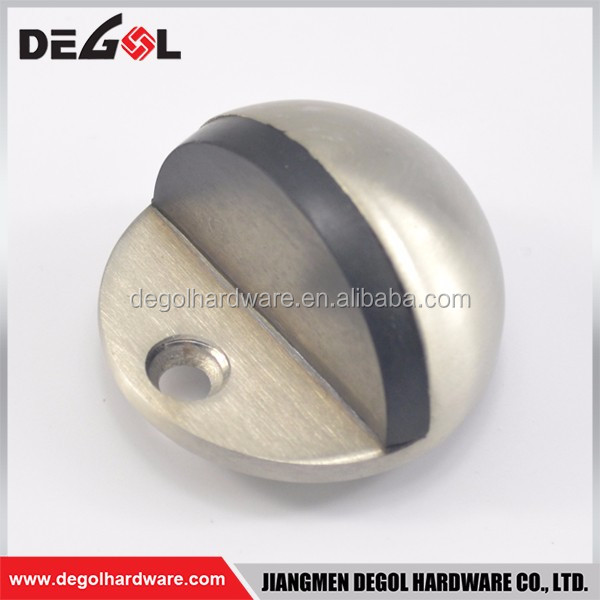 wholesale price stainless steel shower glass door stopper