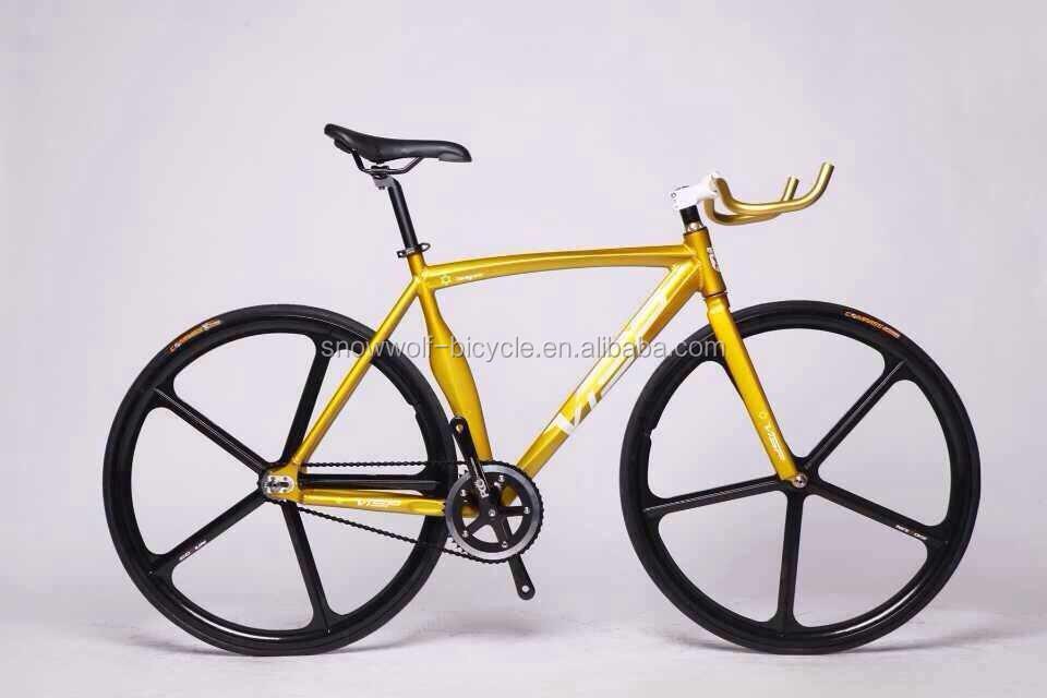 Fixie Bike Wheel 3 Spoke Aero Spoke Wheel 700c Fixie Wheel