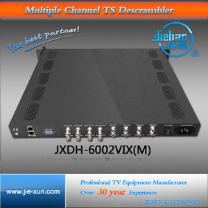 Cable TV Descrambler Decoder