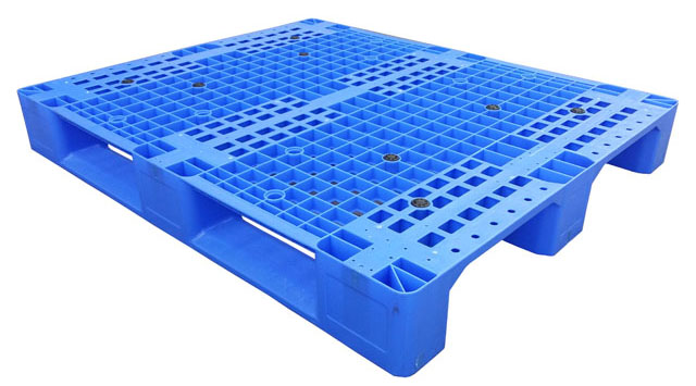 1200*1000 Heavy duty Single Sides Cheap hdpe Plastic Pallets For Sale