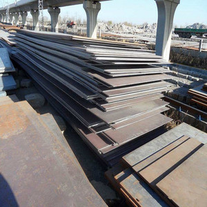 carbon steel plate for weld assembly