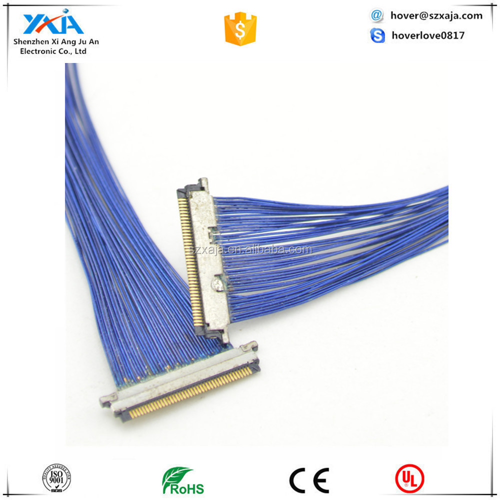 for fax machine LVDS CABLE both end with dupont 2.0 connector