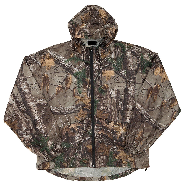 f10cdb789f22a Get Quotations · WearDgo Licensed Mens Waterproof Realtree Xtra Camo Jacket  4X-LARGE