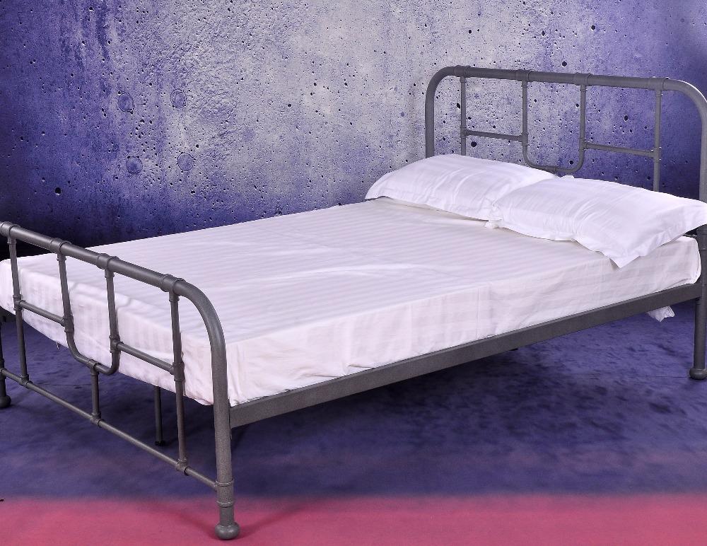 Encuentre el mejor fabricante de camas dobles de metal y camas ...