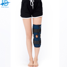 Komfort Sport Anti Slip Elastische Sicherheit Breatchable Kompression Knie Brace