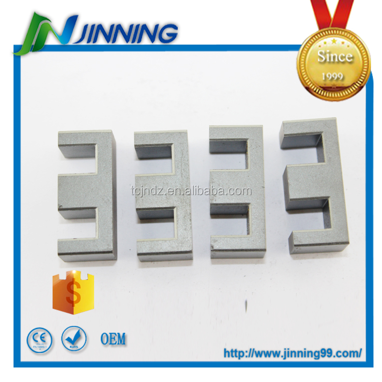 EE33 high permeability ferrite core