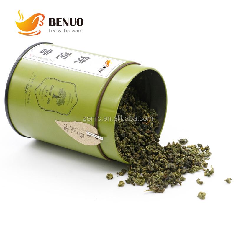OEM Label Fujian Anxi Tieguanyin Oolong Tea with Gift Canister - 4uTea   4uTea.com