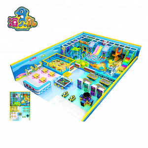 Kid Children's Play Maze Amusement Park Equipment Import From China Game Indoor Playground