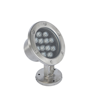 RGB led underwater lights 9w factory good price