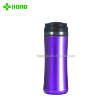 12oz China Double Wall Thermos Tumbler Vacuum Travel Mug Eco One Mugs