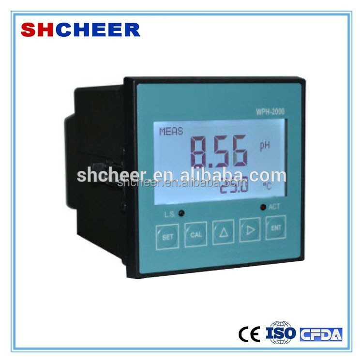 probe low price ph tds meter for water treatment