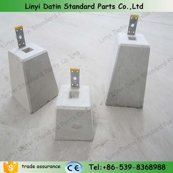 Bajo precio especial forma de bloques de hormig n formas - Precio de bloques de hormigon ...
