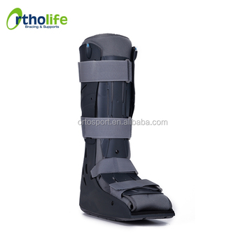 Hot Sale Orthopedic Pneumatic Walker Ankle Support Air Cast Walking Boot  For Broken Foot - Buy Air Cast Walking Boot,Orthopedic Walking Boot,Ankle