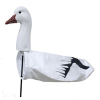 Wholesale Customize Make Cheap Small Yard Garden Flag Snow Windsock Goose Decoys